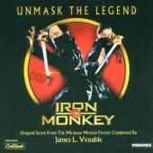 ORIGINAL SOUNDTRACK  - CD IRON MONKEY