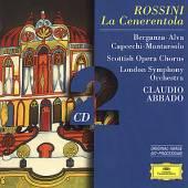 ROSSINI / BERGANZA / ALVA / LS..  - CD LA CENERENTOLA (COMPLETE)