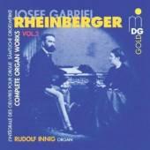 RHEINBERGER J.  - CD COMPLETE ORGAN WORKS V.2