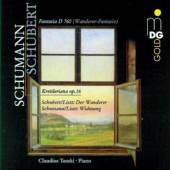 SCHUMANN/SCHUBERT/LISZT  - CD KREISLERIANA OP.16