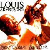 ARMSTRONG LOUIS  - CD NEW ORLEANS FUNCTION