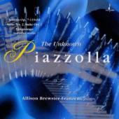 BREWSTER ALLISON  - CD UNKNOWN PIAZZOLLA