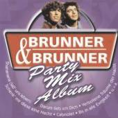 BRUNNER & BRUNNER  - CD PARTY MIX ALBUM