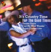 VARIOUS  - CD IT'S COUNTRY TIME - FOR THE GO