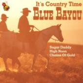 VARIOUS  - CD IT'S COUNTRY TIME-BLUE BA