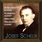 SCHELB J  - CD BASSKLARINETTENKONZERT