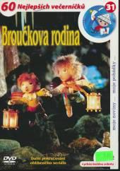 FILM  - DVP Broučkova rodina DVD
