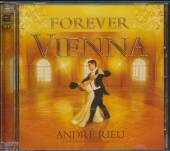 RIEU ANDRE  - 2xCD FOREVER VIENNA (CD&DVD)