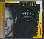 STING  - CD FIELDS OF GOLD