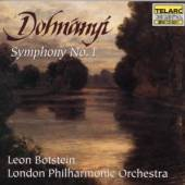 DOHNANYI / BOTSTEIN / LONDOND  - CD SYMPHONY 1 IN D MINOR OP 9