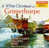 GRIMETHORPE COLLIERY BAND  - CD WHITE CHRISTMAS