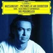 MUSSORGSKY/STRAVINSKY  - CD PICTURES AT AN EXHIBITION