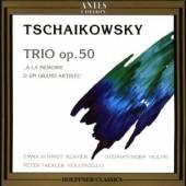 TCHAIKOVSKY PYOTR ILYICH  - CD KLAVIERTRIO OP.50