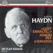 HAYDN J.  - CD GOTT ERHALTE-4 SONATEN