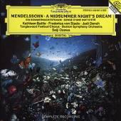 MENDELSSOHN BARTHOLDY FELIX  - CD MIDSUMMER NIGHT'S DREAM