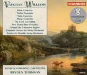 VAUGHAN WILLIAMS R  - 2xCD OBOE CONCERTO,VIOLIN CONCERTO,