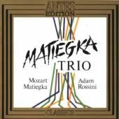 MOZART/MATIEGKA/ADAM  - CD ANDANTE-NOTTURNO-OUVERTUR