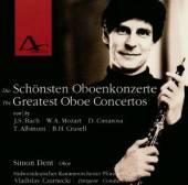 DENT SIMON/CZARNECKI/SWKP  - CD DIE SCHOENSTEN OBOENKONZERTE