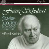 SCHUBERT F.  - CD KLAVIERSONATEN ES& B-DUR