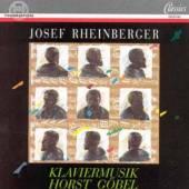 RHEINBERGER J.  - CD KLAVIERMUSIK