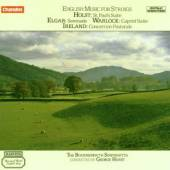 HOLST/ELGAR/WARLOCK  - CD ENGLISH MUSIC FOR STRINGS