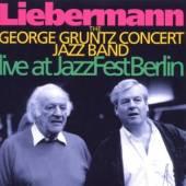 GRUNTZ CONCERT JAZZ BAND GEOR  - CD LIEBERMANN