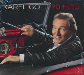 GOTT KAREL  - 3xCD 70 HITU - KDYZ ..