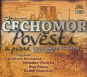 CECHOMOR  - 3xCD POVESTI A PISNE..