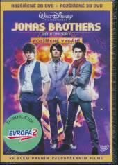 FILM  - 2xDVD JONAS BROTHERS: 3D KONCERT 2DVD