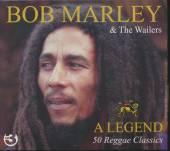 MARLEY BOB  - 3xCD LEGEND 50 REGGAE CLASSICS