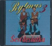 RYTMUS 3  - CD SESTDESIATKA