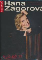 ZAGOROVA HANA  - CD+DVD LEGENDA - MALOKDO VI