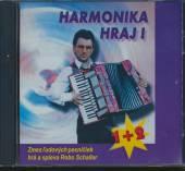 SCHALLER R.  - CD HARMONIKA HRAJ