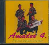 AMADEO 4.  - CD SUSTER,LUSTER,BUSTER