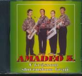 AMADEO 5  - CD V KRASNOM SLOVENSKOM KRAJI