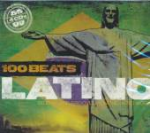 100 BEATS LATINO  - 4xCD 100 BEATS LATINO