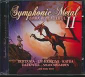 VARIOUS  - 2xCD SYMPHONIC METAL 2 -..