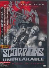 SCORPIONS  - 2xCD+DVD UNBREAKABLE.. -CD+DVD-