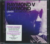 USHER  - 2xCD RAYMOND V RAYMOND