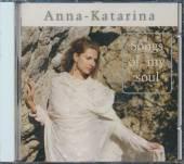 ANNA-KATARINA /EX MADUAR/  - CD SONGS OF MY SOUL