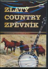 VARIOUS  - DVD ZLATY COUNTRY ZPEVNIK