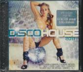 VARIOUS  - CD DISCO HOUSE 2011