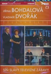 BOHDALOVA JIRINA DVORAK VLADI  - 2xDVD SIN SLAVY TELE..