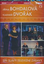 ZABAVNY PROGRAM  - 2xDVD TELEVARIETE (BOHDALOVA, DVORAK)