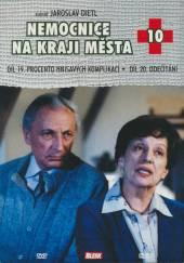Nemocnice na kraji města 10 - díly 19 a 20 DVD - supershop.sk