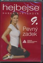KYNYCHOVA HANKA  - DVD HEJBEJSE 09: PEVNY ZADEK