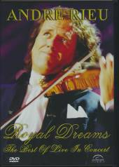RIEU ANDRE  - DVD ROYAL DREAMS