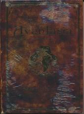 AVANTASIA  - CD+DVD THE METAL OPERA GOLD EDITION