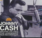 CASH JOHNNY  - 3xCD WALKING THE LINE