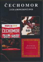 CECHOMOR  - 3xCD+DVD CECHOMOR [2..